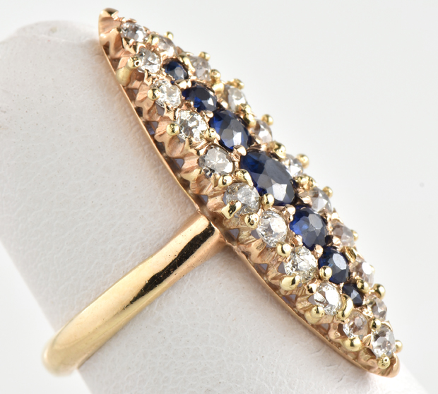14K Yellow Gold Vintage Ring
