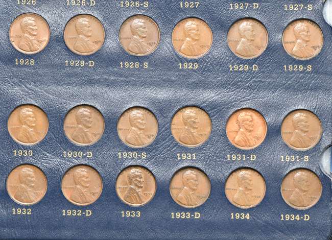 Scotsman Auction Co  - Lot #559 - Collection of Lincoln
